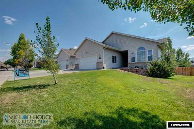 Casper Single Family Home For Sale: 3517 Aspen