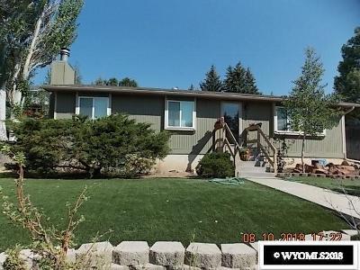 Rock Springs Single Family Home For Sale: 249 Jade