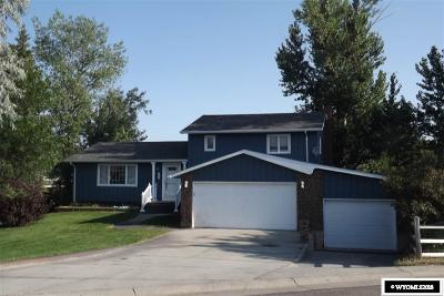 Casper Single Family Home For Sale: 380 Aster