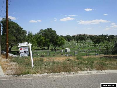 Rock Springs Residential Lots & Land For Sale: 200 Willow