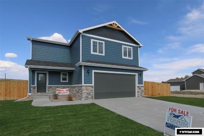 Evansville Single Family Home For Sale: 773 Camp Davis