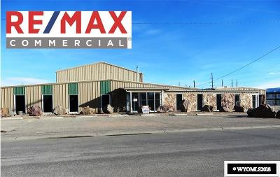Mills Commercial For Sale: 1010 Falcon