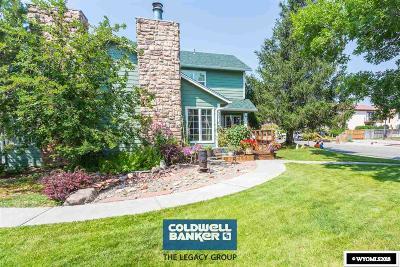 Casper Single Family Home For Sale: 3310 Stagecoach Dr. Unit A