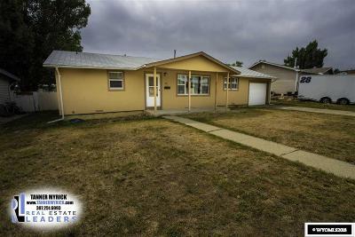 Casper Single Family Home For Sale: 37 Marigold