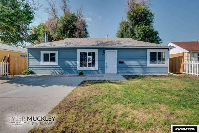 Casper Single Family Home For Sale: 343 N Colorado Ave