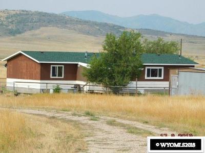 Douglas Single Family Home For Sale: 46 Bronco