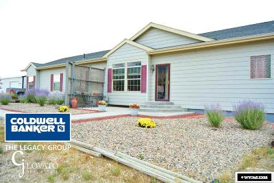Casper WY Single Family Home New: $423,000