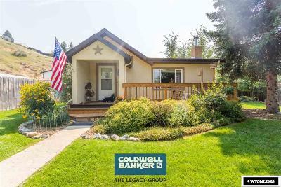 Buffalo Single Family Home For Sale: 140 E Foote
