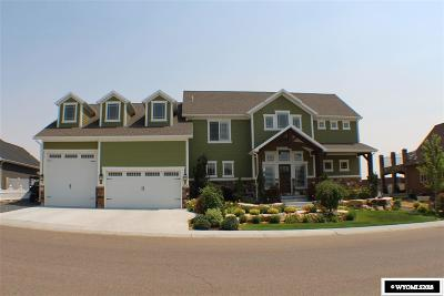 Rock Springs Single Family Home For Sale: 315 Hemlock Drive