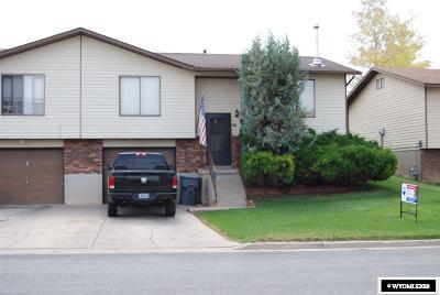 Evanston Single Family Home For Sale: 115 Barrett Ave