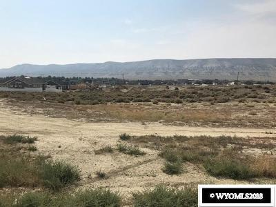Rock Springs Residential Lots & Land For Sale: Foothill R5