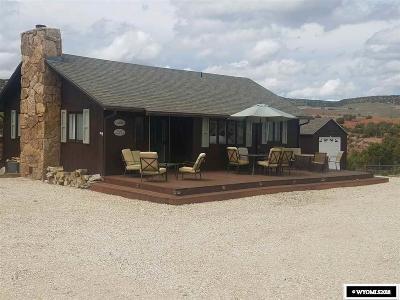 Alcova Single Family Home For Sale: 23196 S Cedar Drive N
