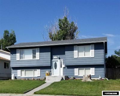 Casper Single Family Home For Sale: 1952 S McKinley