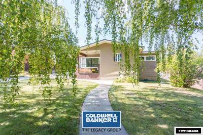 Buffalo Single Family Home For Sale: 516 High