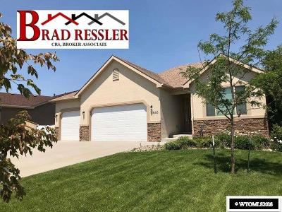 Casper Single Family Home For Sale: 1816 Woolwick Court