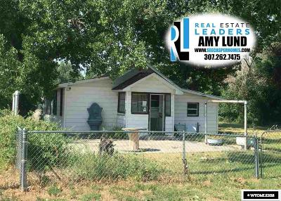Mills Single Family Home Pending-Continue To Show: 302 Third
