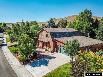 Green River Single Family Home For Sale: 1155 Church View