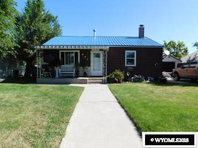 Green River Single Family Home For Sale: 441 E 3rd South