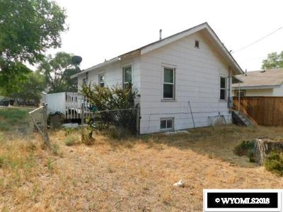 Green River Single Family Home For Sale: 26 S 6th West