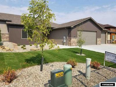Casper Single Family Home For Sale: 1640 Pinyon