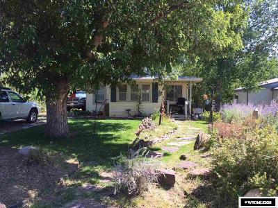 Buffalo Single Family Home For Sale: 969 N Carrington