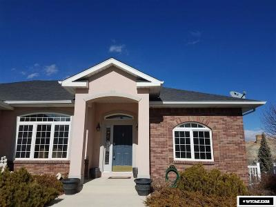 Green River Single Family Home Pending-Continue To Show: 120 Collier