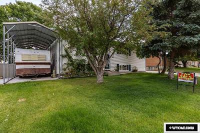 Green River Single Family Home For Sale: 310 Aspen