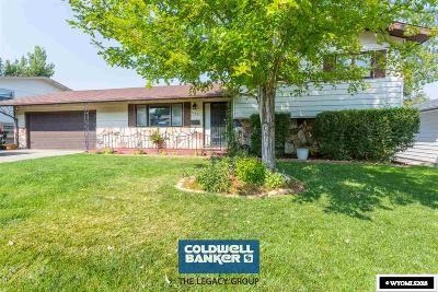 Casper Single Family Home For Sale: 1240 Linda Vista