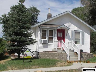 Green River Single Family Home For Sale: 34 S 6th West