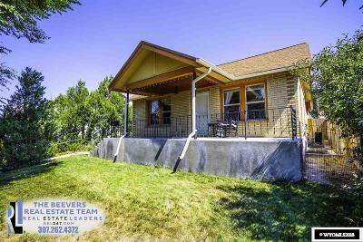 Casper Single Family Home For Sale: 1221 S Oak