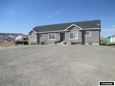 Rock Springs Single Family Home For Sale: 5 Lakota