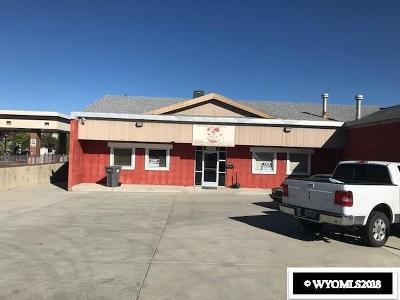 Rock Springs Commercial For Sale: 649 N. Front St