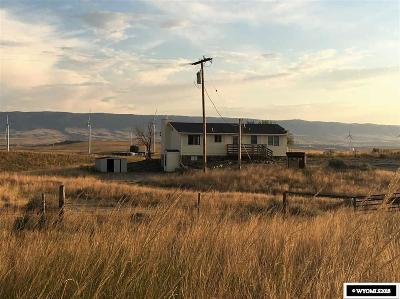 Evansville Single Family Home For Sale: 7290 Sand Dune