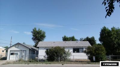 Evansville Single Family Home For Sale: 220 First