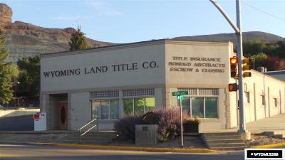 Green River Commercial For Sale: 95 E Flaming Gorge Way