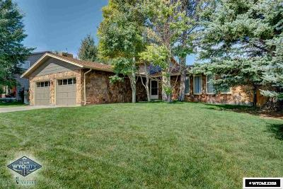 Casper Single Family Home For Sale: 3532 E 23rd