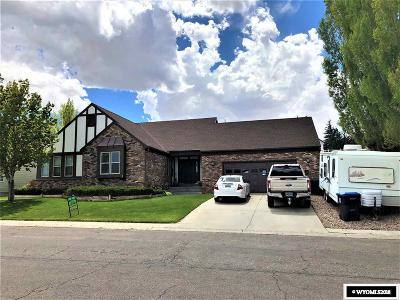 Green River Single Family Home For Sale: 810 Reynolds
