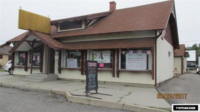 Casper Single Family Home For Sale: 143 N Kimball