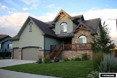 Casper Single Family Home For Sale: 2320 Mercy