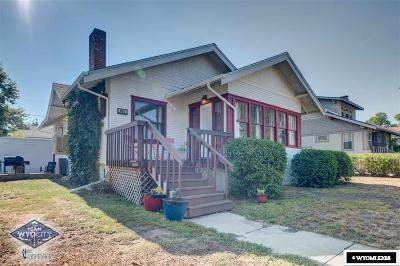 Casper Multi Family Home For Sale: 603 S Grant