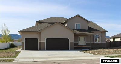 Casper Single Family Home For Sale: 4429 E 21st