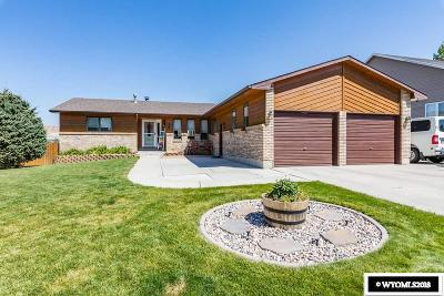 Green River Single Family Home Pending-Continue To Show: 730 Ironwood