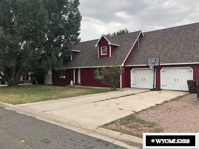 Mountain View Single Family Home For Sale: 500 S Cottonwood