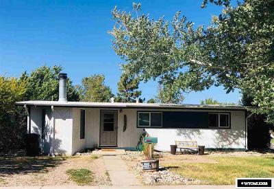 Casper Single Family Home For Sale: 10 Dahlia