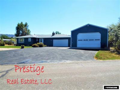 Casper Single Family Home For Sale: 6605 Westland