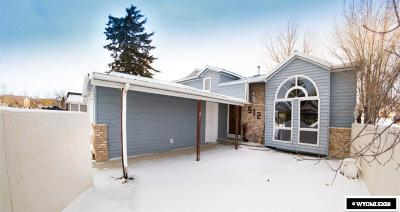 Buffalo Single Family Home For Sale: 512 S Tisdale