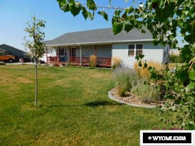 Douglas Single Family Home For Sale: 57 Cottonwood