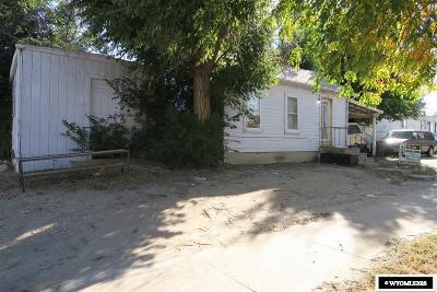 Casper Single Family Home For Sale: 1119 E 1st