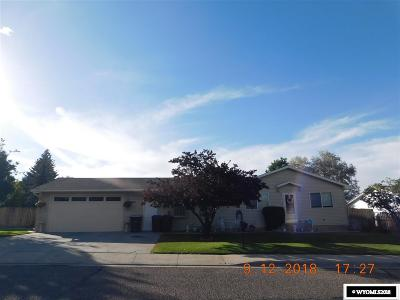 Green River Single Family Home Pending-Continue To Show: 325 Juniper