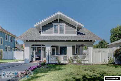Casper WY Single Family Home New: $385,000